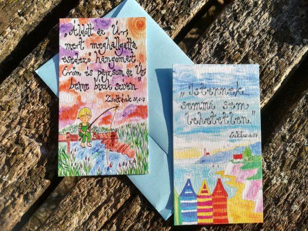 vajas-misszios-doboz-kezzel-festett-egyedi-iges-kartyak-ajandek-szemelyes-evangelizalas