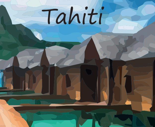 Tahiti-bibliatanulmányozás