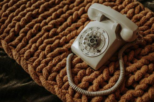 A telefonhívás